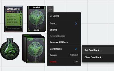 Card & Deck Backs